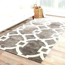 white rug 5x7 grey and white rug handmade trellis dark gray white area rug gray and white rug 5x7