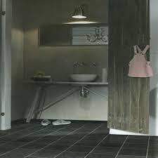 gray tile bathroom floor. 0225 Anti Slip Tile Effect Vinyl Flooring Gray Bathroom Floor A