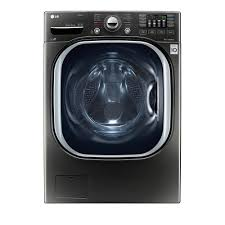High Efficiency Clothes Washers Lg Electronics 45 Cu Ft High Efficiency Front Load Washer With