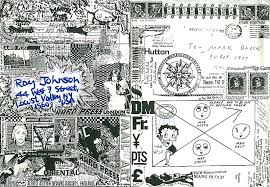 47 - To Ray Johnson - Mail Art & Ephemera - Art - 47 - To Ray Johnson -  Mail Art & Ephemera - Art - Ray Johnson Estate