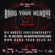 Bang Your Head Festival Home Facebook