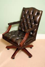 green leather office chair. Green Leather Office Chair H