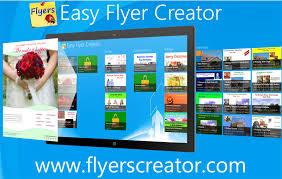 Template Flyers Easy Design Flyers Software Free Online Flyer Design