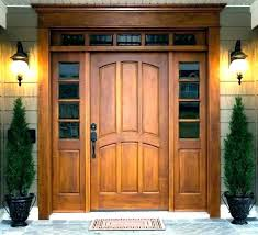 exterior wood doors with glass front wood doors with glass exterior wood doors glass panels exterior