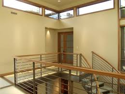 this private residence in seattle wa used the custom structural glass flooring on the glass this custom glass staircase