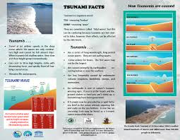 There is no tsunami warning, advisory, watch, or threat in effect. Tsunami Safety