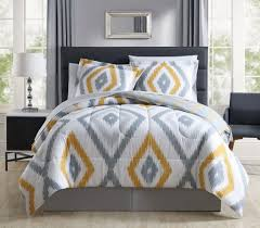 Image Better Homes Piece Hamshire Yellow Gray Comforter Set Sheet An Introduction To Gray And Yellow Bedding Sets Stillwater Scene An Introduction To Gray And Yellow Bedding Sets Stillwater Scene