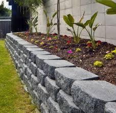 retaining walls garden wall firth