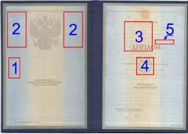 Купить диплом университета или института в Новосибирске a kupit  Перед Вами настоящий незаполненный бланк диплома со всеми положенными степенями защитами 3 гильоширные элементы объемные водяные знаки