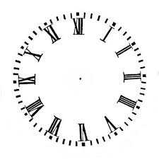 Free Printable Clock Faces It Look More Like I Clock I