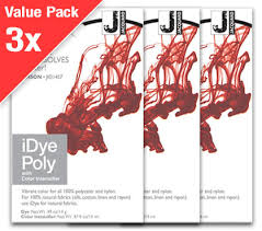 Idye Poly Color Mixing Chart Idye Poly Crimson Red 3x Value Pack