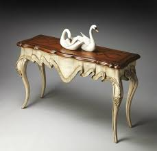 french console tables. French-country-style-console-table Console Tables French Modern