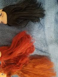 removing tangles from doll s hair