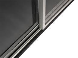 cabinet sliding door systems
