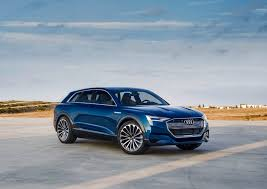 2018 audi e tron. plain 2018 audi etron suv confirmed for 2018 with 300 mile 500 km electric range audi e tron u