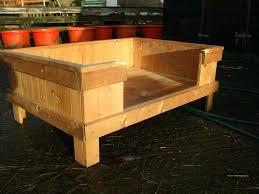 wooden dog beds wooden dog bed google search diy wooden dog bed plans