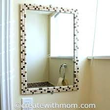 decorative bathroom mirror frames alexbeckfanclub