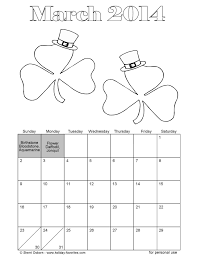 Small Picture March Holiday Coloring Pages Coloring Pages
