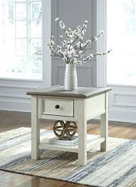 star furniture coffee table two tone rectangular end table star furniture marble coffee table