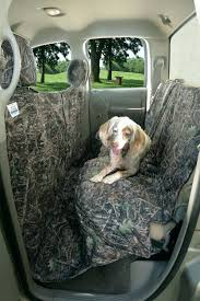car rear seat covers for dogs dog cars trucks or cross peak s custom cover by canine best