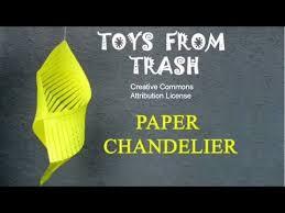 paper chandelier english 20mb wmv