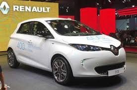 2018 renault zoe range. modren zoe upgraded renault zoe gets 250mile range  to 2018 renault zoe l
