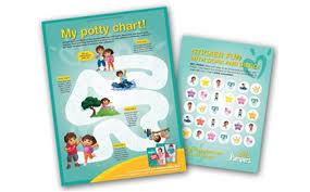 Hot Free Dora Diego Potty Training Stickers Chart