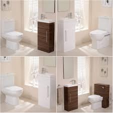 Bathroom Suites Ebay Walnut Bathroom Suite Ebay