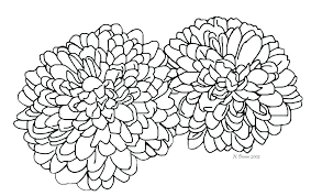 Free Flower Coloring Pages For Preschoolers Flower Printable