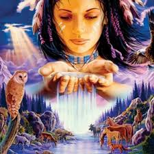 shamanism in western north america