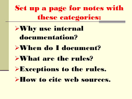 essay writing internal documentation a k a in text citation or   in text citation or parenthetical citation 2 set