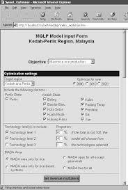 Imglp Model User Request Form For Kedah Perlis Region