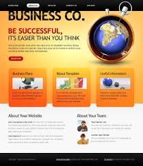 tamplate free website template business company