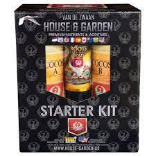 house garden cocos a b starter kit