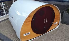 office sleeping pod. Podtime: Outdoor Sleep Pods Office Sleeping Pod
