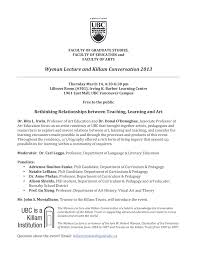 Cover Letter Format Ubc Milviamaglione Com