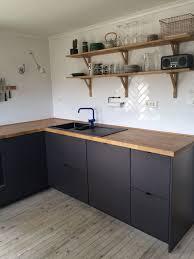 dark island white cabinets light granite of kitchen with black appliances beautiful valchromat ikea kitchen studio10 fice of kitchen with