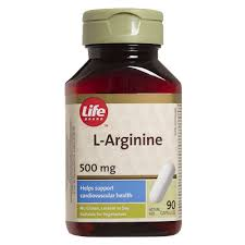Life Brand <b>L</b>-<b>Arginine 500mg Capsules</b>   Shoppers Drug Mart®