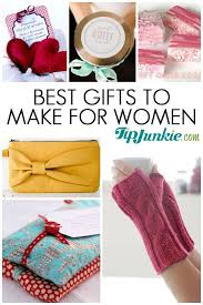 18 Best Gifts To Make For Women Present Ideas  Tip JunkieThings To Make As Christmas Gifts