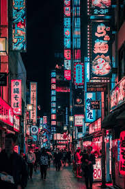 Japanese Streets Phone Wallpapers ...