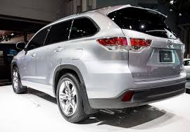 toyota new car release 20152015 Toyota Highlander  cars reviews 2015