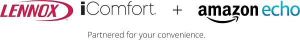 lennox icomfort e30. icomfort works with alexa lennox icomfort e30