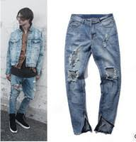 Ripped Baggy Men <b>Jeans</b> Canada