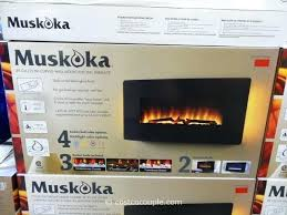 muskoka fireplace costco curved wall mount electric fireplace 4 muskoka fireplace insert costco