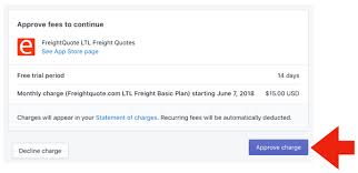 Freight Quote Com Interesting Shopify FreightQuote LTL Freight Eniture Technology