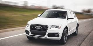 2014 Audi Q5 Tdi Diesel Instrumented Test Review