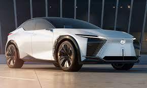 Lexus LF-Z Electrified (2021): Daten/Reichweite