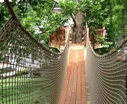 kids tree houses with zip line. Perfect Zip Tree House Bridge Kits Shop Now To Kids Houses With Zip Line N