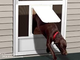 use your aluminum screen door to