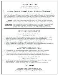 maintenance worker resume maintenance worker resume building maintenance worker resume free